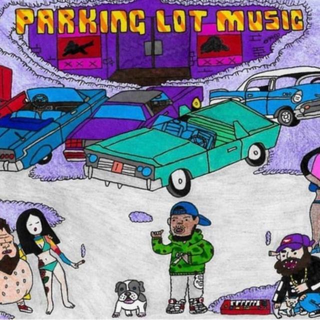 Curren$y Drops Parking Lot Music