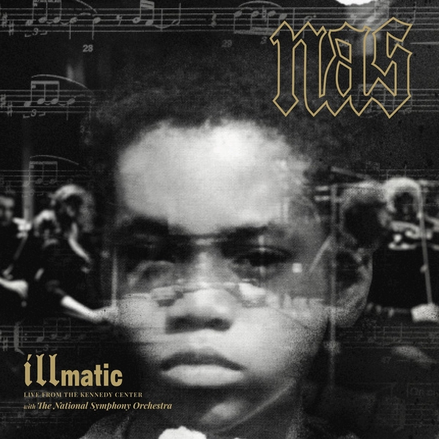 Nas Drops Live Version of Illmatic