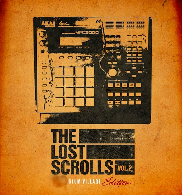 Slum Village's Lost Scrolls Vol. 2