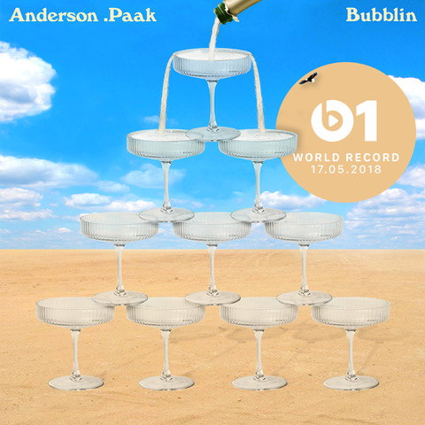 Anderson Paak - Bubblin - B1WR