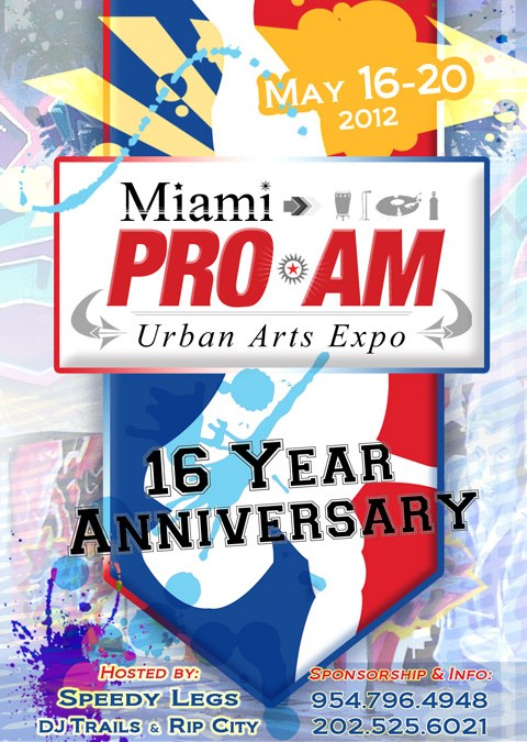 Miami Pro-Am May 16-20, 2012
