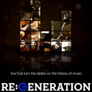 Music Project Re:Generation Documentary