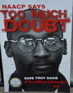 Save Troy Davis Poster