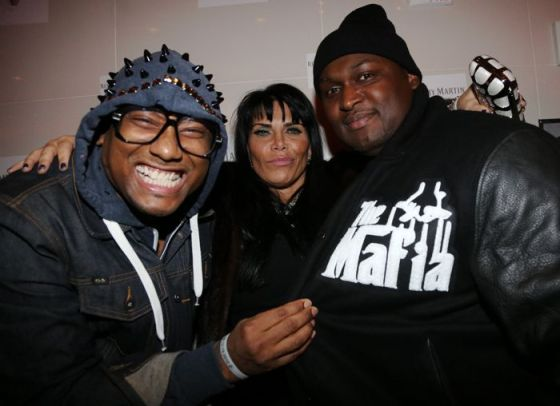 Maino and Renee Graziano from Mobb Wives