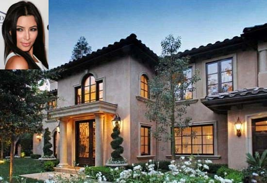 Kim Kanye mansion
