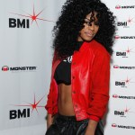 Teyana Taylor pauses for a photo at the BMI 15th Annual Unsigned Urban Showcase, held at Terminal West on April 11, 2013 in Atlanta, GA.