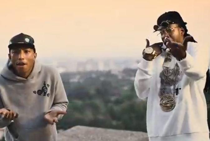 2 chainz and pharrell