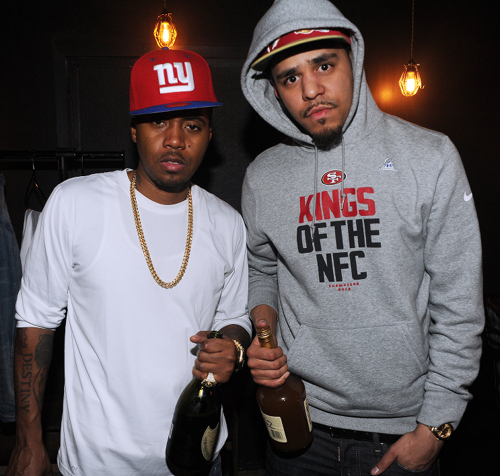 nas and j. cole