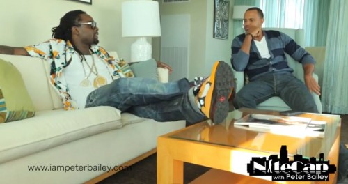 wale and peter bailey