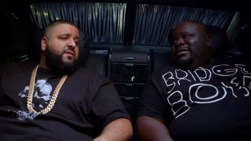 DJ Khaled and Shaheem Reid