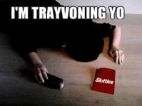 Trayvoning (sad)