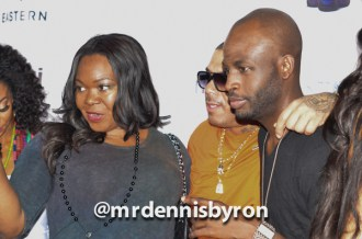 Michelle Brown coupled up with Benzino