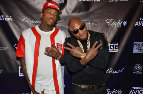 YG and Jeezy