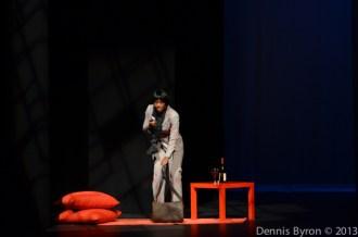 Terri J. Vaughn stars as Sherelle in 'da Kink in My Hair'/Photo by Dennis Byron