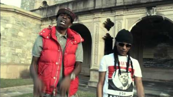 Rich Homie Quan with Fly Guy Veto