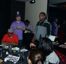 B.o.B introducing his new album