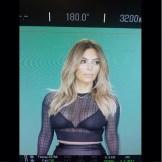 Kim Kardashian back to work
