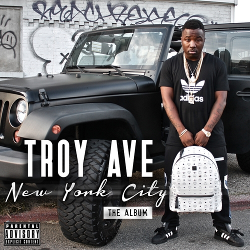 Troy Ave New York City The Album