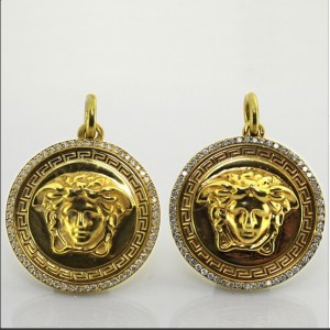 Versace earrings Icebox