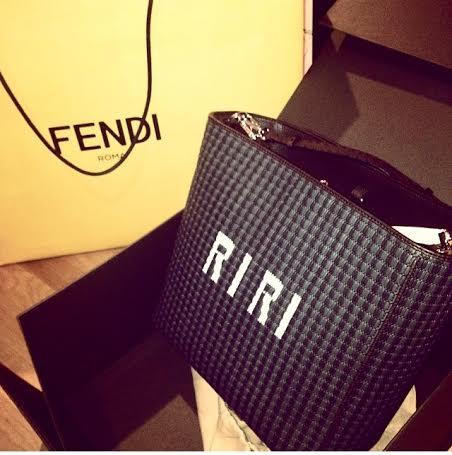 New Fendi Bag For Rihanna