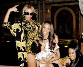 Beyonce, Michelle Williams & Blue