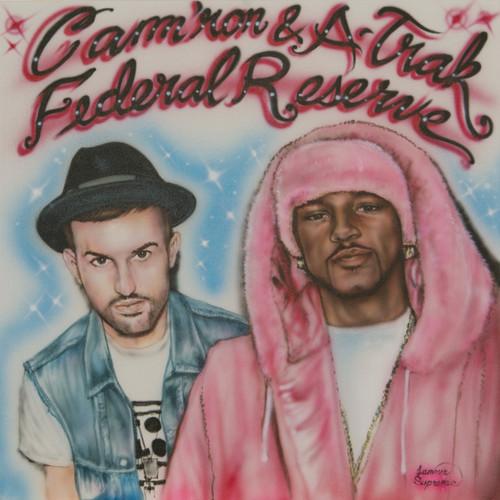 Close-Camron-A-Trak-Humphrey-Federal-Reserve-EP-artwork
