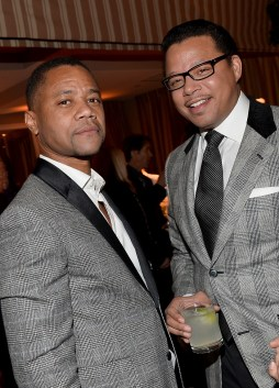 Cuba Gooding Jr. & Terrance Howard
