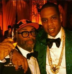 Spike Lee & Jay Z
