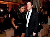 Former 'The Office' stars Mindy Khaling B.J. Novak