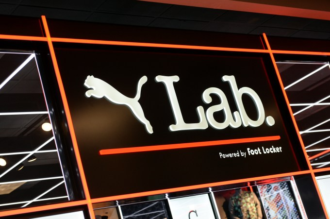 PUMA And Foot Locker Unveil THE PUMA Lab Powered By Foot Locker