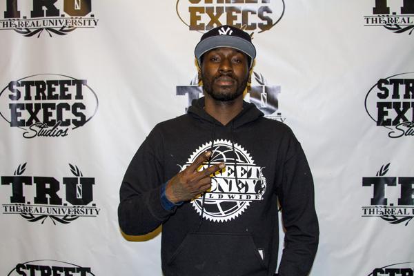 Rapper Bankroll Fresh Previews New Music at Street Execs Studios Media Appreciation Day