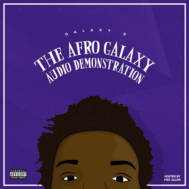 Music, Galaxy X, The Afro Galaxy Audio Demonstration