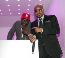 Greg Street and Jermaine Dupri