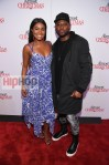 "ATLANTA, GA - OCTOBER 26: Gabrielle Union and Omar Epps attend ""Almost Christmas"" Atlanta screening at Regal Cinemas Atlantic Station Stadium 16 on October 26, 2016 in Atlanta, Georgia. (Photo by Paras Griffin/Getty Images for Universal Pictures)"