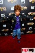 Da Brat on carpet