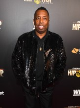 """ATLANTA, GA - JANUARY 09: Gary With Da Tea attends """"Growing Up Hip Hop Atlanta"""" season 2 premiere party at Woodruff Arts Center on January 9, 2018 in Atlanta, Georgia. (Photo by Paras Griffin/Getty Images for WEtv)"""