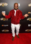 """ATLANTA, GA - JANUARY 09: Jermaine Dupri attends """"Growing Up Hip Hop Atlanta"""" season 2 premiere party at Woodruff Arts Center on January 9, 2018 in Atlanta, Georgia. (Photo by Paras Griffin/Getty Images for WEtv)"""