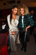 """ATLANTA, GA - JANUARY 09: Kenya Moore and Cynthia Bailey attend """"Growing Up Hip Hop Atlanta"""" season 2 premiere party at Woodruff Arts Center on January 9, 2018 in Atlanta, Georgia. (Photo by Paras Griffin/Getty Images for WEtv)"""