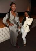 Kenya Moore and Reginae