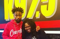 (Video) Madison Jay Interview with Mir.I.Am of K97.5 @Themadisonjay @MirsEmpire