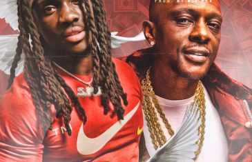 "Boosie Badazz Links w/ Buddha For Aggressive Trap Hit, ""Run It Up"" @BuddhaSme"