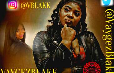 "Vaygez Blakk, The Bar Queen, Drops New Single ""Where The Money Went"""