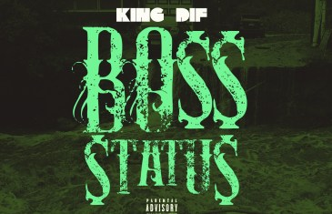 Detroit's King Dif Drops 3 New Records for 2019 Debut @KingDif_