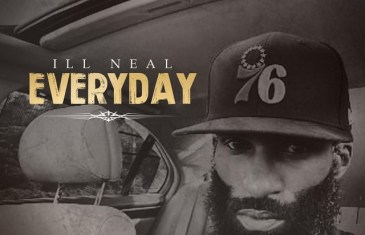 "South Carolina Lyricist Ill Neal Drops ""Everyday"" @illnealhiphop"