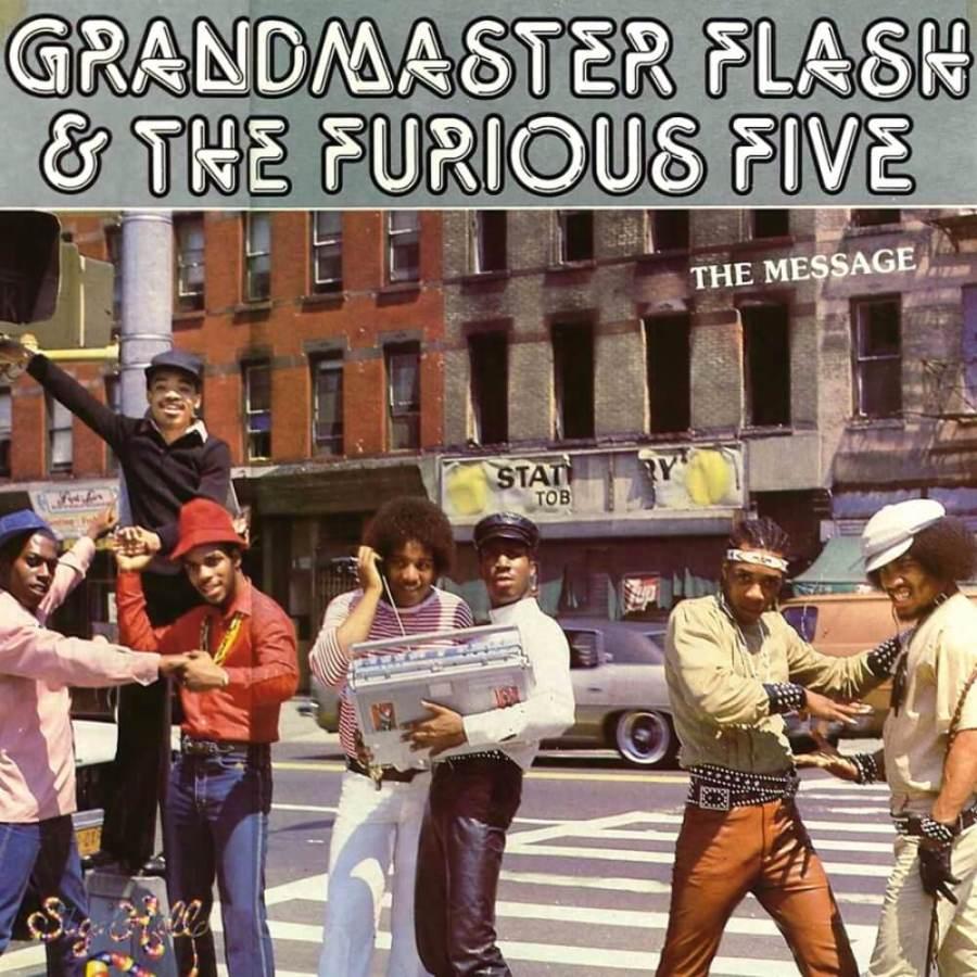"Grandmaster Flash & The Furious Five ""It's Nasty"" (1981)"