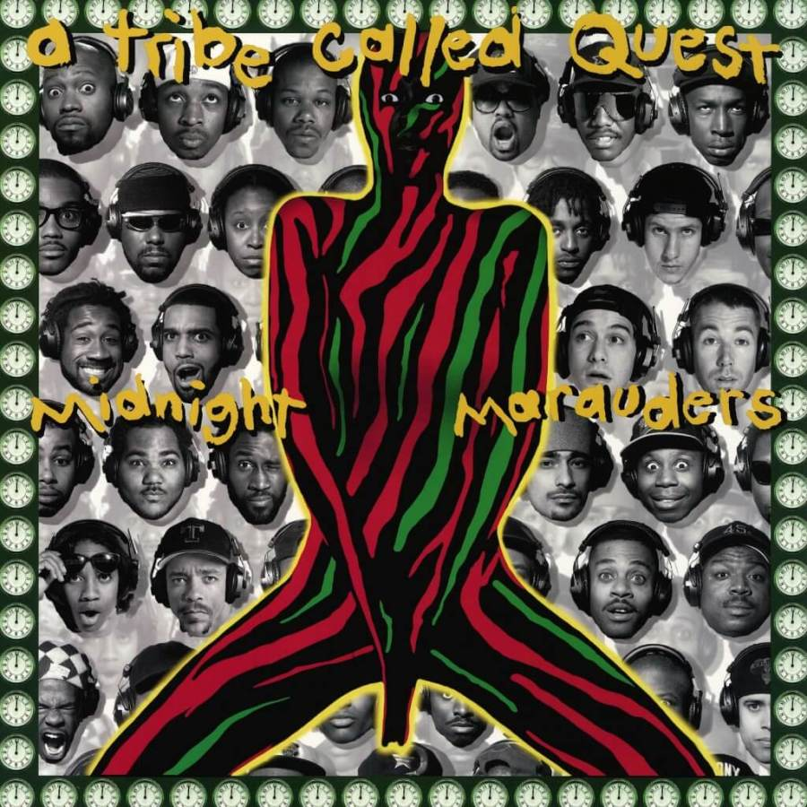 """A Tribe Called Quest """"Award Tour"""" (1993)"""