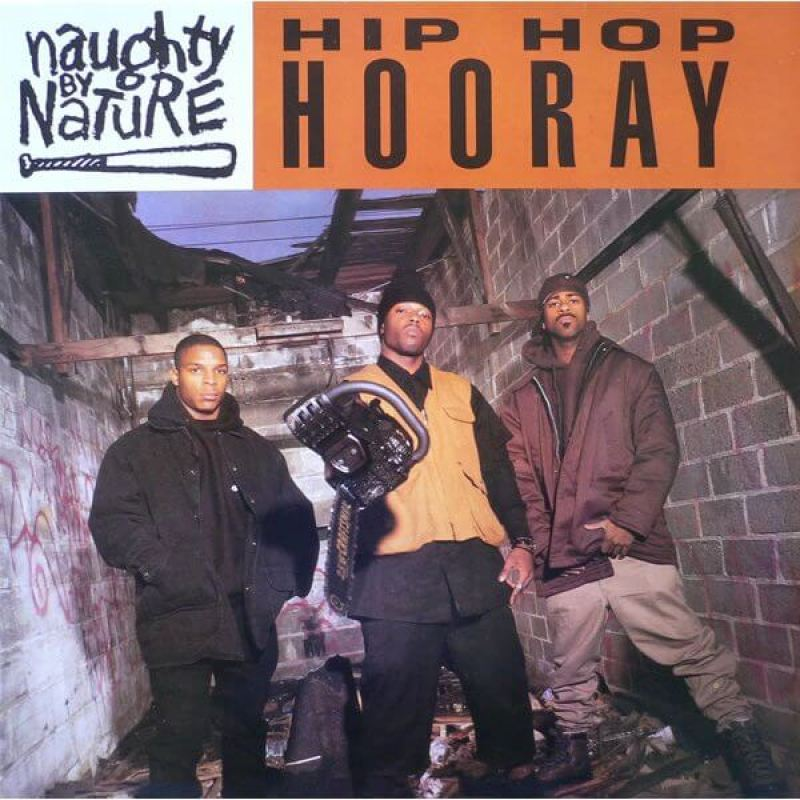 "Naughty By Nature ""Hip Hop Hooray"" (1993)"