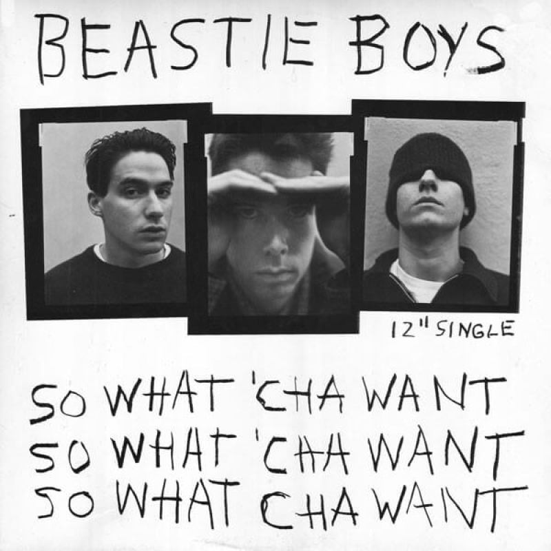 """Beastie Boys """"So What'cha Want"""" (1992)"""