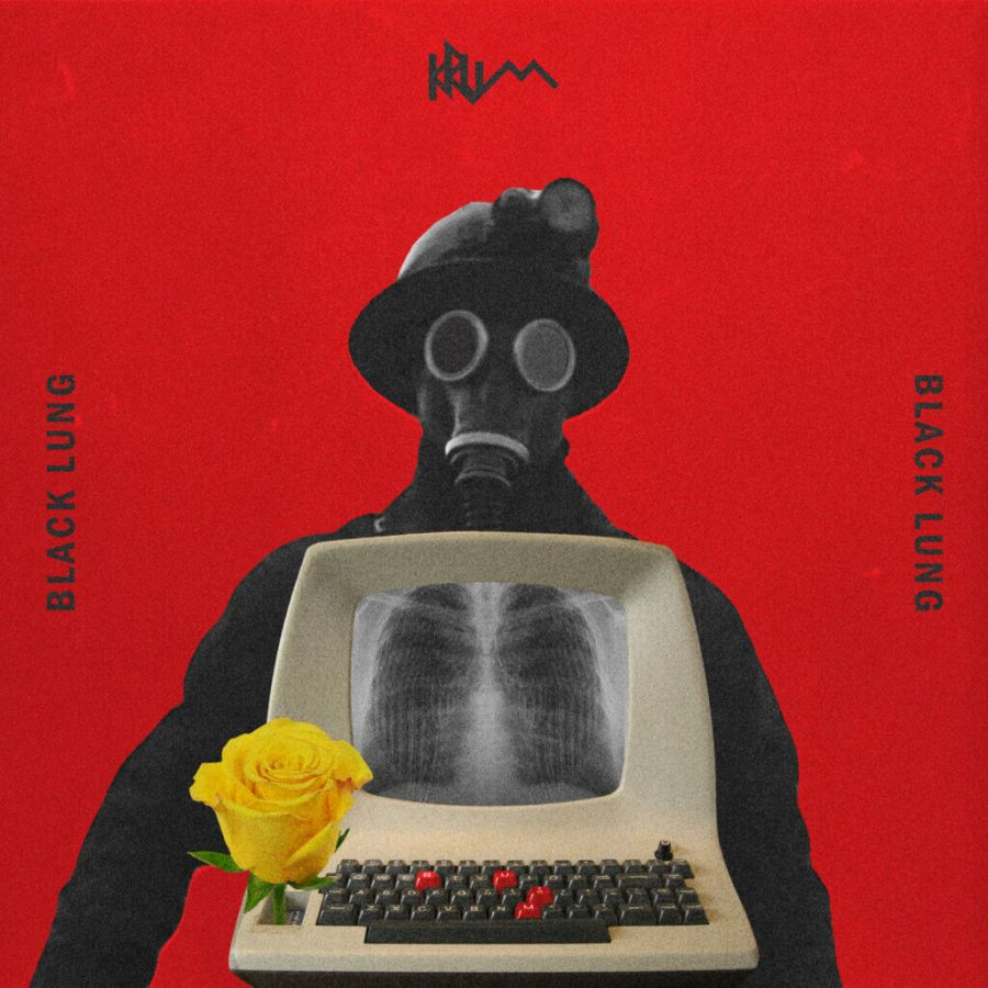 Krum - Black Lung   Review