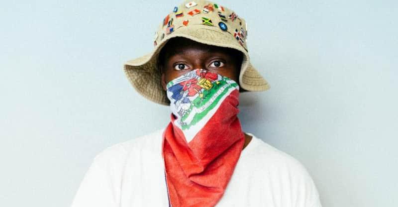 Mach-Hommy - Pray For Haiti   Review